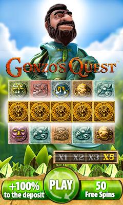 Gonzo 240x400 100